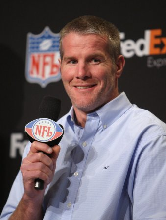 Favre's retirement becomes official