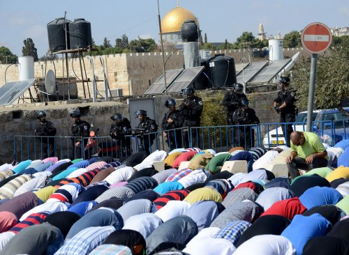 Israel lifts age restriction at Jerusalem's Temple Mount complex