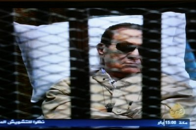 Overthrown Egyptian president Mubarak's sons released from prison