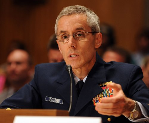 Coast Guard Vice Adm. Peter Neffenger confirmed as TSA chief