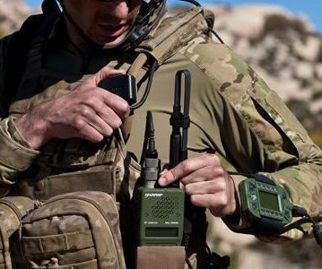 Harris supplies tactical radios to African country