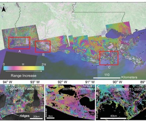 Man-made structures affecting coastal wetlands in Louisiana, study says