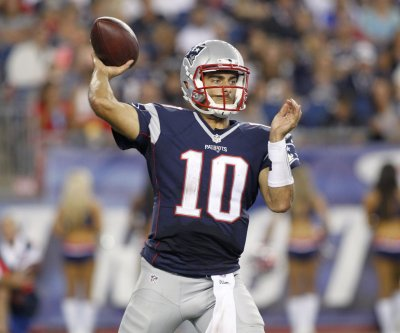 New England Patriots QB Jimmy Garoppolo still trying to prove himself