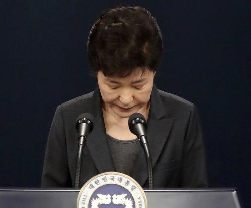 South Korea's parliament votes to impeach President Park Geun-hye