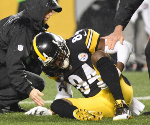 Pittsburgh Steelers: Antonio Brown out vs. Houston Texans
