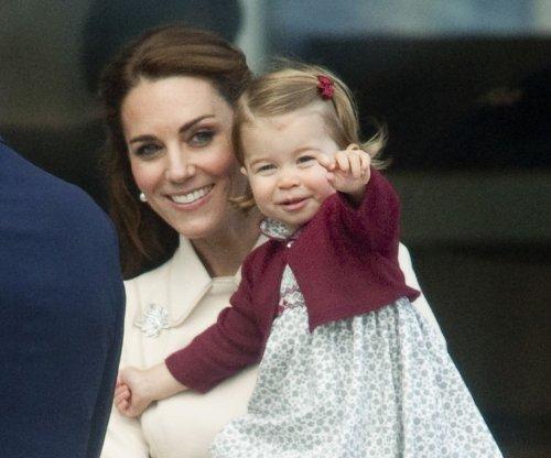 Princess Charlotte celebrates 3rd birthday