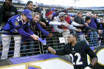 Baltimore Ravens CB Jimmy Smith returns to practice following Achilles tear