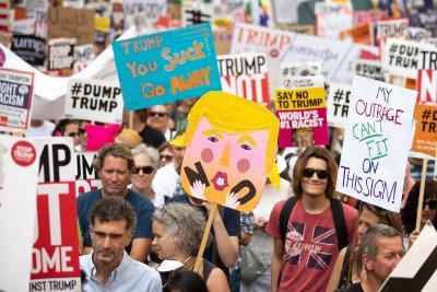 Trump trip disastrous for Atlantic alliance