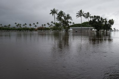 Lane dumps most rain in Hawaii since 1950, most in U.S. since Harvey