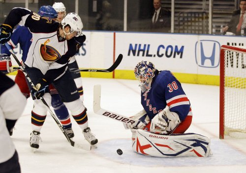 NHL: N.Y. Rangers 5, Dallas 2