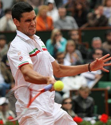 Hanescu bounced from Mercedes Cup