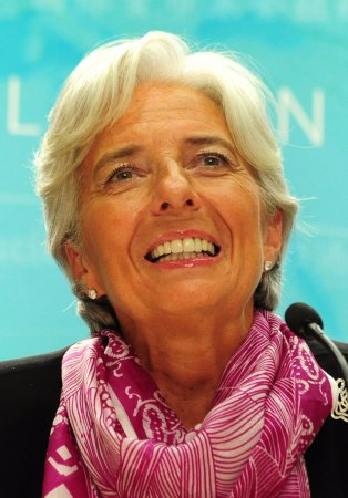 Friends in a crisis: Lagarde and Merkel