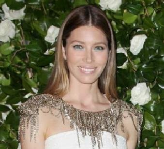 Jessica Biel wears white Chanel to MoMA benefit honoring Tilda Swinton