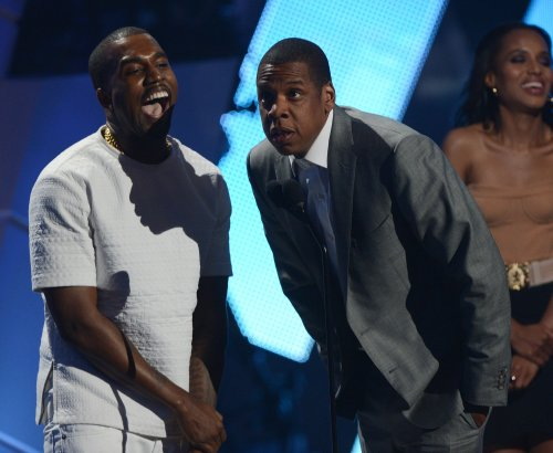 Kanye West's Donda teams up with Jay Z's Roc Nation