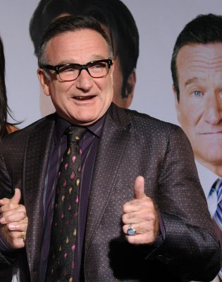 Celebrities react to Robin Williams' death