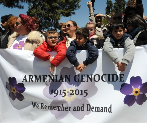 Armenia marks 100 years since massacre of 1.5 million by Ottoman Turks