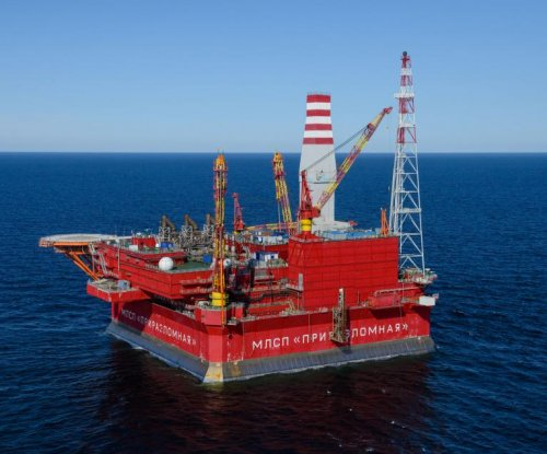 Gazprom Neft taps second well in arctic waters