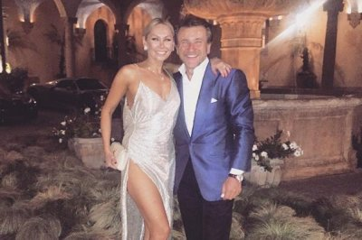 Robert Herjavec, Kym Johnson 'really happy' together