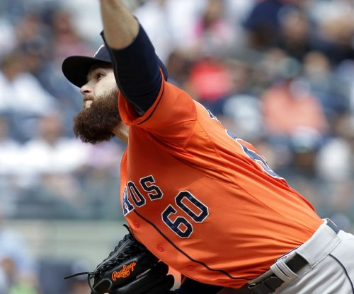 Houston Astros, New York Yankees seek turnaround in wild-card game