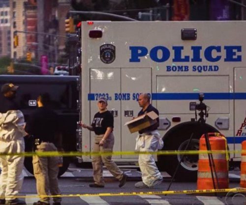 Suspect in 3 bombings arrested after shootout; NYPD, FBI look for terror ties