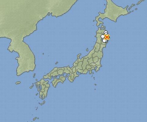 6.3-magnitude earthquake hits Japan; Tokyo buildings sway
