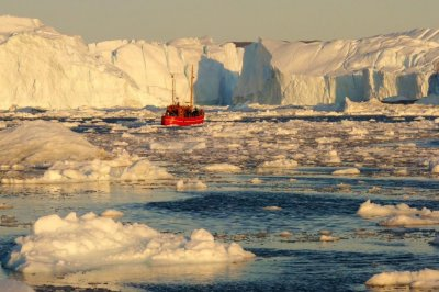 Scientists grapple with the mysteries of Greenland's melting ice sheet