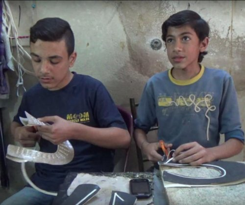 Child labor crisis worsening amid Syrian civil war