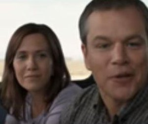 Matt Damon, Kristen Wiig get miniaturized in 'Downsizing' trailer