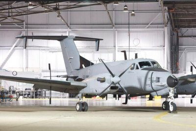 Northrop Grumman to service Army ISR aircraft