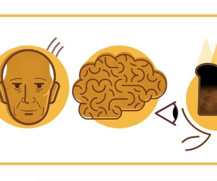 Google honors neurosurgeon Wilder Penfield with new Doodle