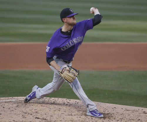 Freeland, Rockies face Giants