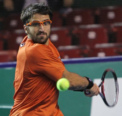 Tipsarevic earns second-round win in India