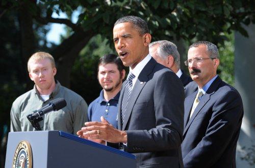 President Obama pulls back on ozone standards