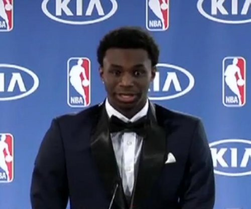 Minnesota Timberwolves' Wiggins named NBA Rookie of the Year
