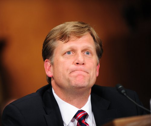 Former U.S. ambassador Michael McFaul banned from entering Russia