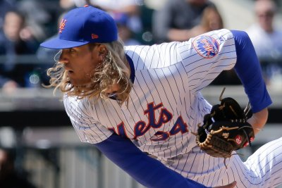 Noah Syndergaard, New York Mets stop Miami Marlins, avoid sweep