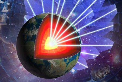 Scientists blast iron with lasers to study the cores of rocky exoplanets
