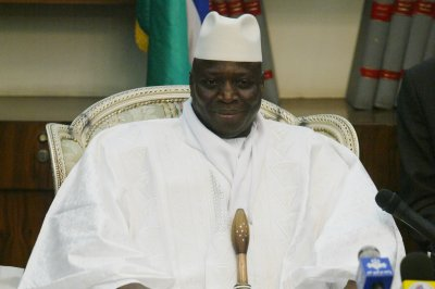 3 patients sue Gambia's ex-president for fraudulent AIDS cure