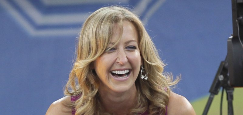 Look: 'GMA' co-host Lara Spencer marries Rick McVey