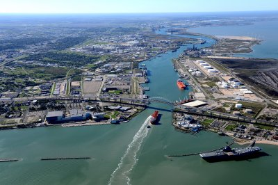 Expanded Texas shipping lane could help cut trade deficit by $50B