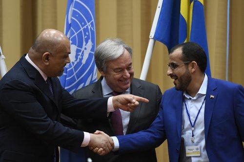 Cease-fire in Yemen holding, U.N. envoy says