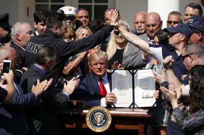 Trump signs extension to cover 9/11 fund through 2092