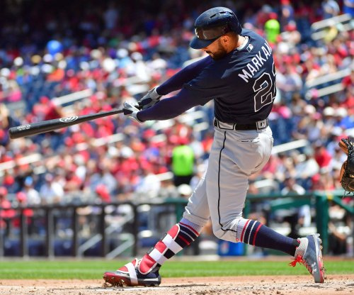 Braves' Markakis gets walk-off HR in 1st start since return from opt out