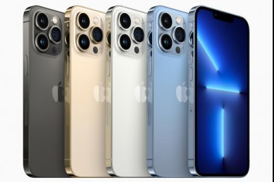 Apple unveils iPhone 13, new Watch, camera features