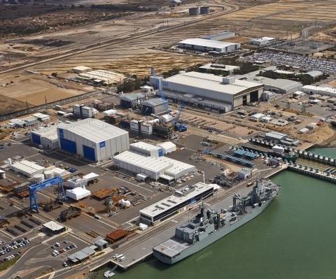 South Australia lobbies European naval shipbuilders