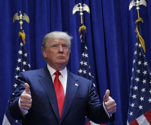 Billionaire Donald Trump announces presidential campaign