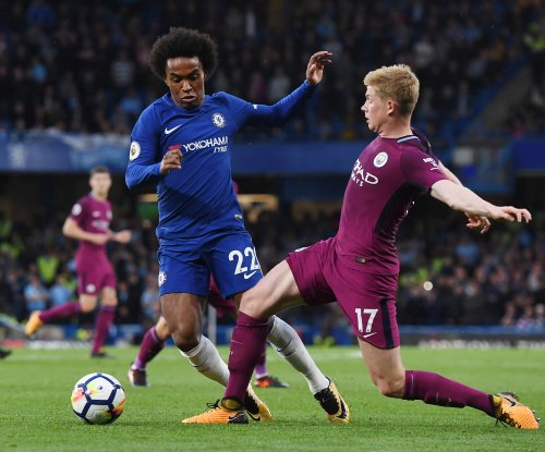 Manchester City: De Bruyne lifts squad to top spot in Premier League