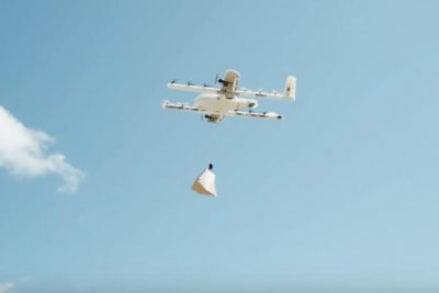 Google's parent Alphabet testing burrito deliveries by drone in Australia
