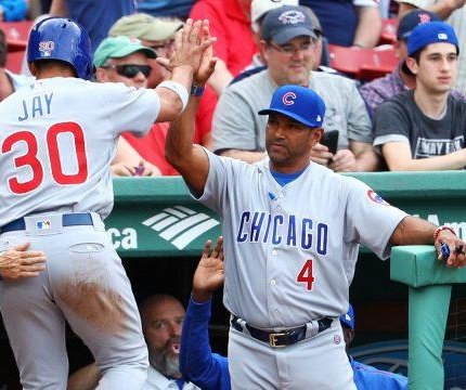 Davey Martinez: Washington Nationals hire former Chicago Cubs bench coach as manager