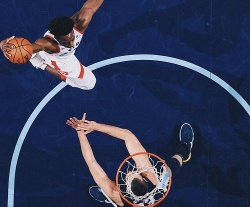 Toronto Raptors battle back against Memphis Grizzlies for fifth straight win